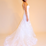 Courtney Burrison Gown Side