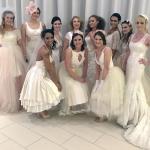 Janay A Models at EA Bride Show