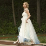 Robin's Blue and Green Ombre Gown