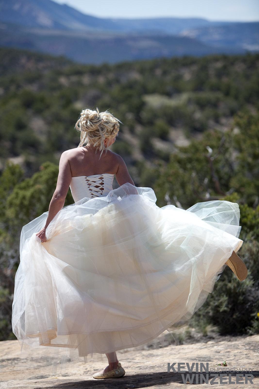 Ericah S Utah Corset Back Tutu Janay A Eco Bridal