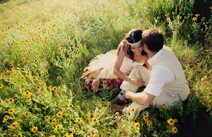 7 of sweet violet bride�s best woodland weddings