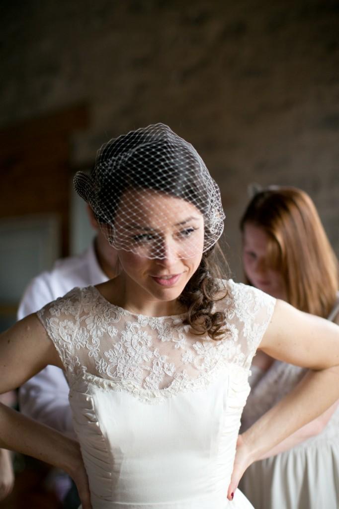 Heather debbie janay a eco bridal for Custom made wedding dresses nyc
