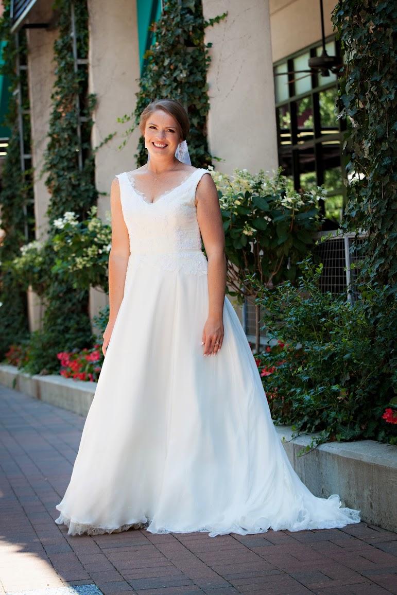 Janay A Eco Bridal – Custom Eco Wedding Gowns