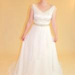 Haley custom wedding gown remake