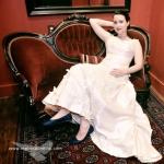 Amber's Custom Wedding Dress