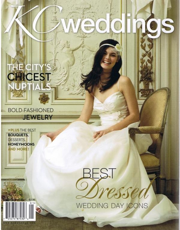 KC Wedding Guide - SpringSummer2010 Cover