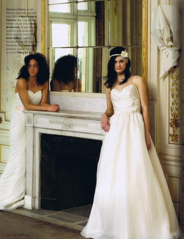 KC Wedding Guide - SpringSummer2010 Headband2