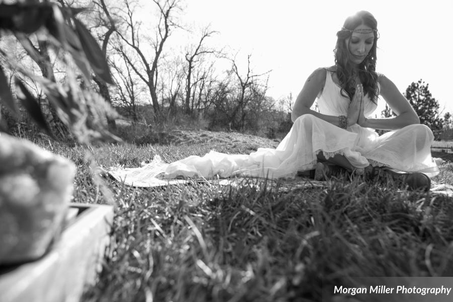 Namaste Bride Organic Cotton Kansas City Sarah