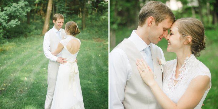 Justina wedding dress vintage inspired
